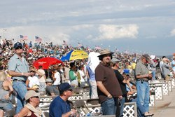 Crowds at Miramar Airshow in 2011