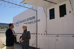 Alan Alda goes with Dr. Kent Kiehl to the New Mexico Corrections Facility in Grants, New Mexico to test a psychopath in Dr. Kiehl's mobile fMRI unit. Kiehl has been scanning prisoners for years to better understand the brain of a psychopath and behaviors associated.