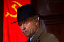 """Michael Kitchen as Foyle in a scene from """"Sunflower."""""""