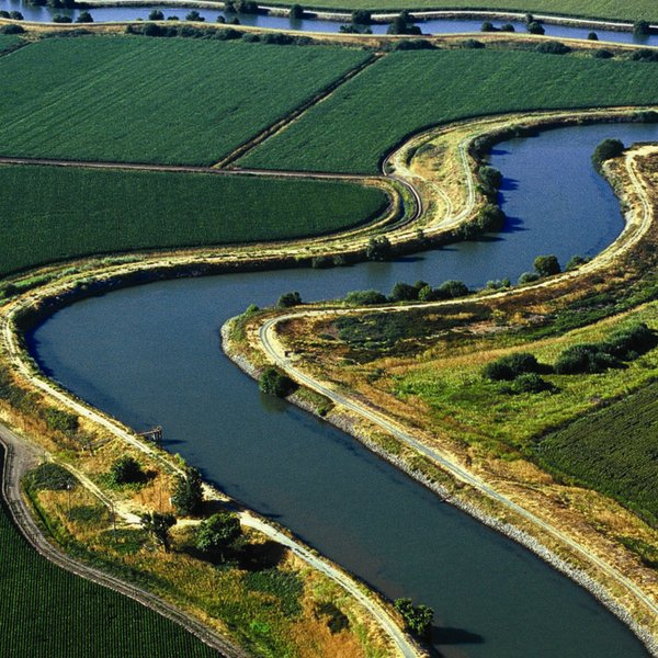 Governor Jerry Brown says the Bay Delta Conservation Project is needed to sec...