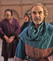 "David Suchet plays the Duke of York in THE HOLLOW CROWN ""Richard II."""