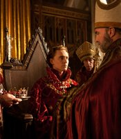"Tom Hiddleston as Prince Hal in THE HOLLOW CROWN ""Henry IV Part II."""