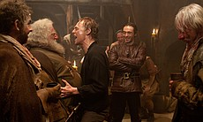Simon Russell Beale as Falstaff, Tom Hiddleston...