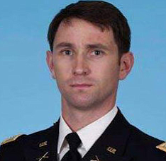 Army Capt. William Swenson