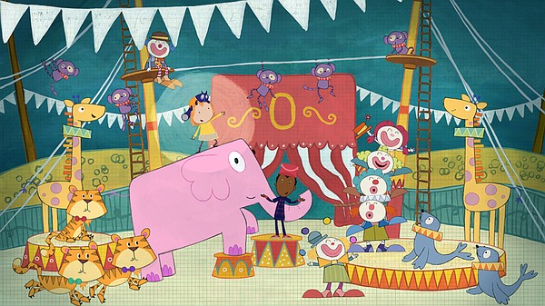 PEG + CAT follows the adorable, spirited Peg and her side...