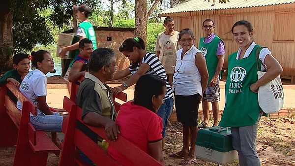 In Brazil, young missionaries bring much-needed medical support to the most r...