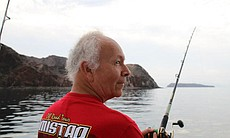 Don Ramon, one of our guides while fishing and exploring Bahia de los Angeles...