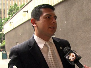City Councilman David Alvarez is running to be mayor of S...