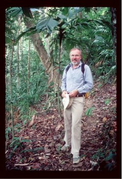 David Woodruff, pictured here in 1990, has been traveling to Thailand for mor...