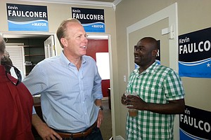 Poll Shows Kevin Faulconer Is Front Runner In San Diego M...