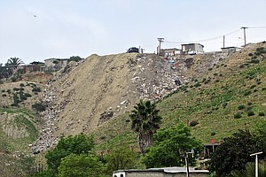 Building With Trash To Mend Border Environment