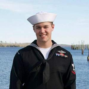 Navy Hospital Corpsman 3rd Class Andrew Sanders