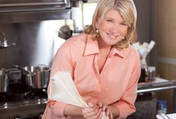 Martha Stewart shares the best baking tips and techniques, giving home cooks the confidence to create delectable baked goods — such as cream puffs and eclairs — from scratch.