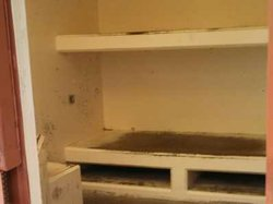 A Security Housing Unit cell in Pelican Bay State Prison.