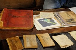 Materials that helped participants uncover their family's genealogical histor...