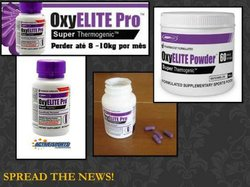OxyELITE dietary supplement
