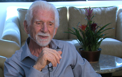 Martin Cooper knows wireless charging is the future. But for now, his chargin...