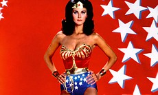 Lynda Carter as Wonder Woman, 1970.