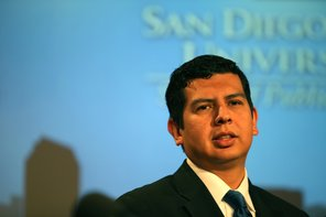 Councilman David Alvarez is running for mayor.