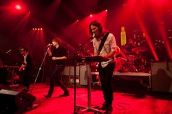 French band Phoenix plays tunes from its latest LP