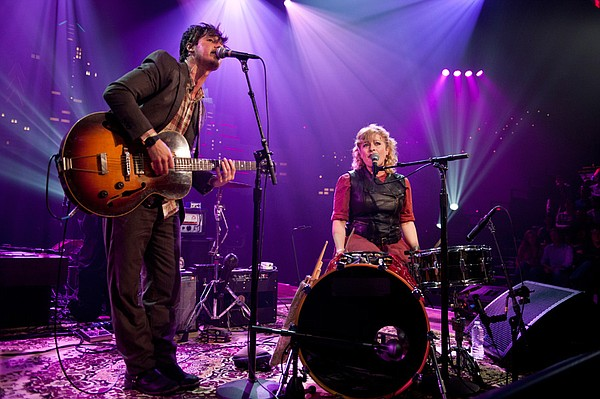 South Carolina's Shovels & Rope brings the best in Americana to the AUSTIN CI...