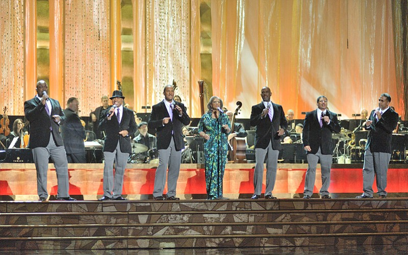 Patti Austin with Take 6.