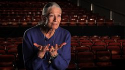 "Noted actress Vanessa Redgrave is interviewed in ""Last Will. & Testament."""