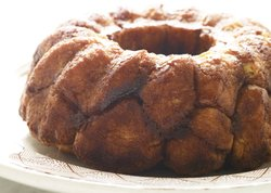 Martha's tasty and versatile yeast dough is used to make pull-apart monkey bread that's as much fun to make as it is to eat.