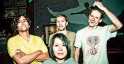 Above: Deerhoof will be performing at the Irenic Sunday November, 3