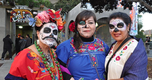 The 19th Annual Dia de los Muertos Celebration is hosting several events thro...