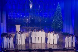 Libera, one of the world's most accomplished and acclaimed boy choirs, perfor...