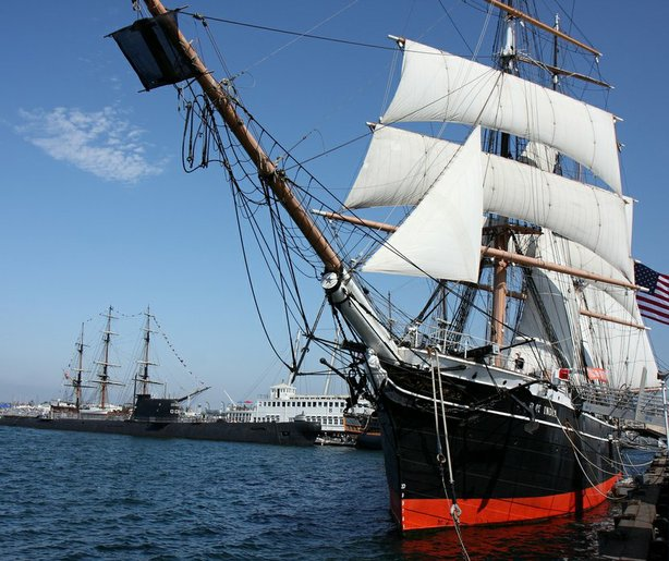 The 150th birthday of the Star of India sailing ship will be celebrated over ...