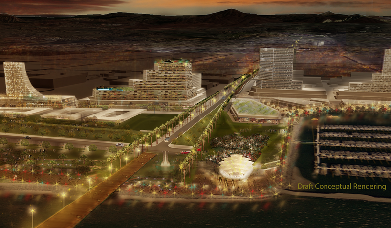 Bayfront Expansion Project Breaks Ground In Chula Vista KPBS
