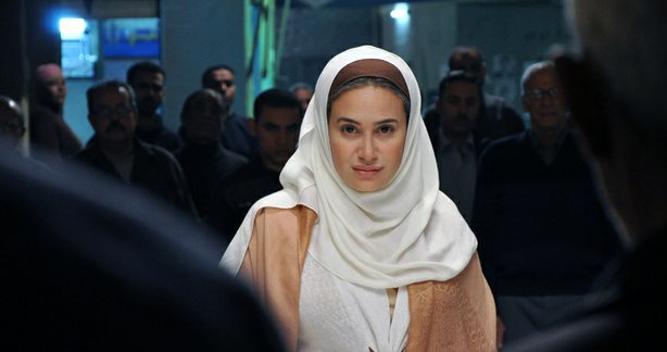 "Still from ""Asmaa,"" an unusual film from Egypt screening this Friday"