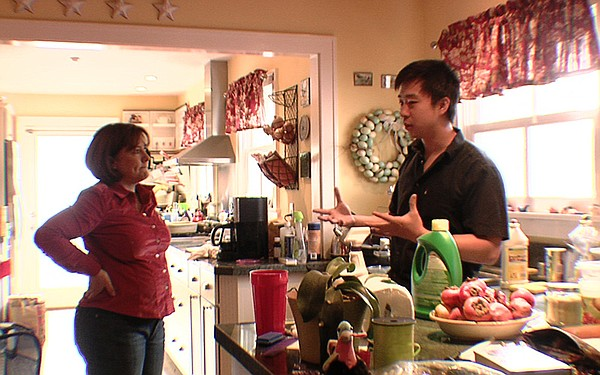 Evelyn Jones and Tom Xia discuss hazardous Chinese products.