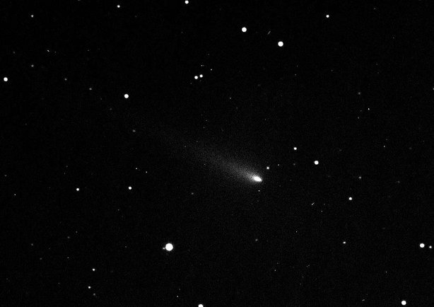 The Reuben H. Fleet Science Center will host a viewing party for the comet IS...