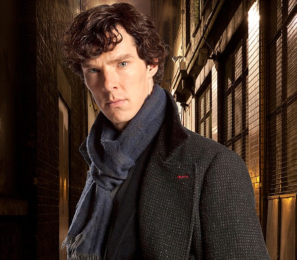 Benedict Cumberbatch as Sherlock Holmes. A fast-paced, wi...