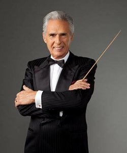 Bill Conti is the principal pops conductor for the San Diego Symphony. He is composing the orchestral music inspired by San Diego.