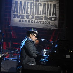 Enjoy selected performances from performers at the Americana Music Festival in Nashville, including Dr. John (pictured).