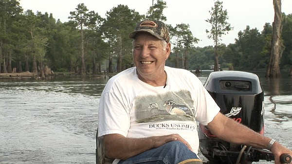 Roy Blanchard Sr. is a happy resident of the Louisiana Ba...