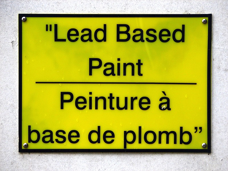 Lead-based paints were barred from the U.S. market in 1978, but millions of h...