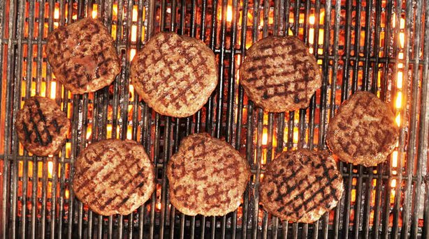 Summer isn't the only time for grilling.
