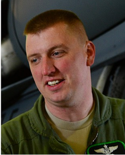 Air Force Tech Sgt. Dale Mathews