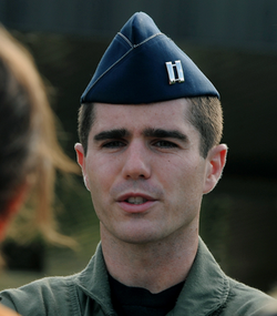 Air Force Capt. Sean Ruane