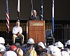 Navy Secretary Mabus Thanks San Diego Shipbuilders For Work