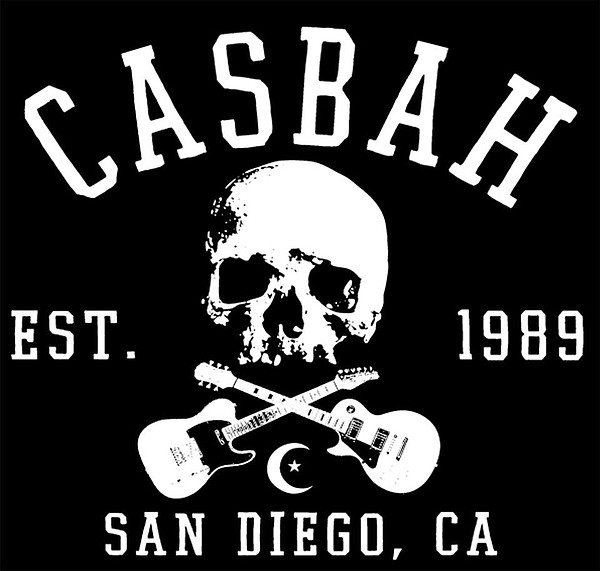 The Casbah celebrates its 25th anniversary this month.