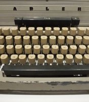 "The typewriter Jack Nicholson used in ""The Shining."""