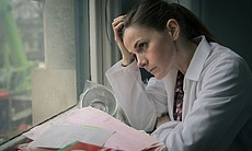 Louise Brealey as Molly Hooper.