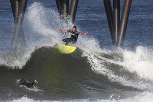 High Surf Advisory Issued For San Diego County Until Wednesday