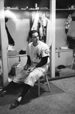 Before he became a broadcaster for the San Diego Padres, Jerry Coleman was a second baseman for the New York Yankees in the 1950s.